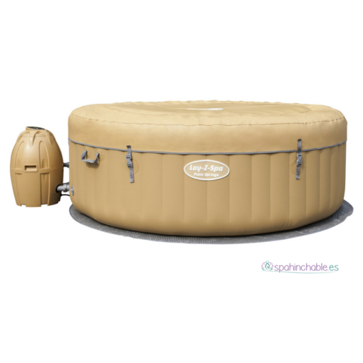 Cobertor Spa Hinchable Bestway Lay-Z-Spa Palm Springs 54129