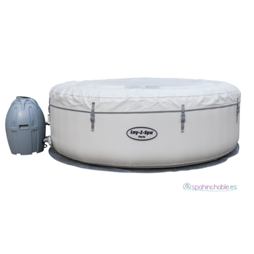 Cobertor Spa Hinchable Bestway Lay- Z-Spa Paris 54148