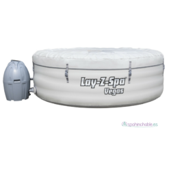 Cobertor Spa Hinchable Bestway Lay-Z-Spa Vegas 54112