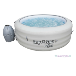 Spa Hinchable Bestway Lay-Z-Spa Vegas 54112