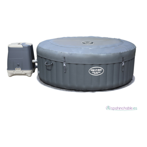 Cobertor Spa Hinchable Bestway Lay-Z-Spa Palm Springs HydroJet 54144