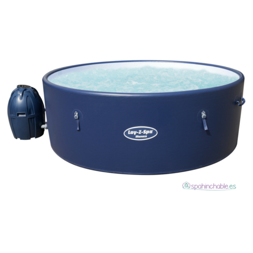 Spa Hinchable Bestway Lay-Z-Spa Monaco 54113